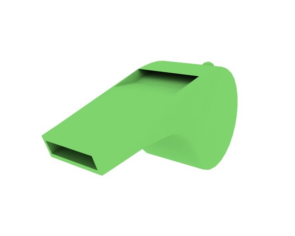 3d whistle model