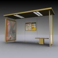 BusShelter 3DS.zip