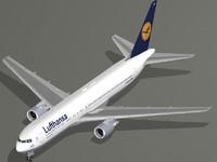 Boeing 767-300 ER Lufthansa
