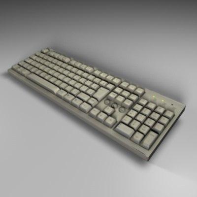 c4d keyboard