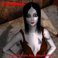 poser gothgirl1 l pz3