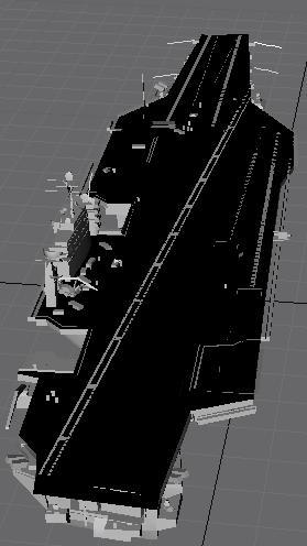 USS John C Stennis CVN-74 3D Models for Download   TurboSquid