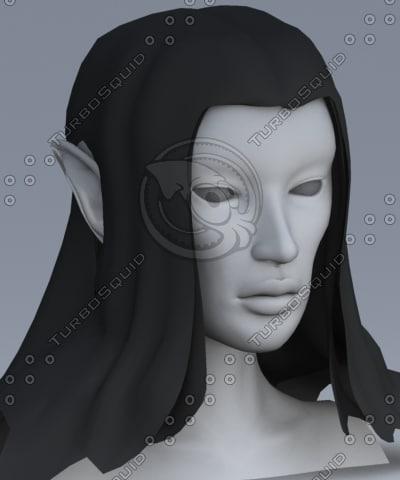 3d body elvish