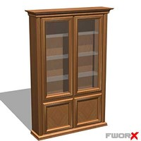 3d cabinet display