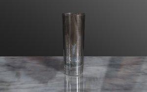 free c4d mode drinks glass
