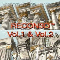 RECON3D™ BUNDLE of Vol.1 and Vol.2:Greek, Roman, Medieval Art in 3D (Architectural Styles) for LightWave 3D™: LWO format
