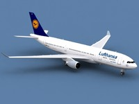 Airbus A330-200 Lufthansa