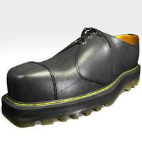 shoe dr martens 3d model