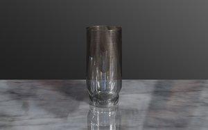 drinks glass c4d