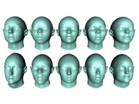 10 female heads package v1.max