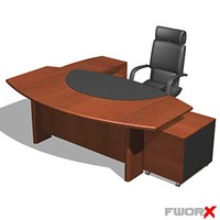 Desk executive027_max.ZIP