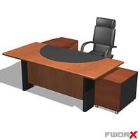 Desk executive028_max.ZIP
