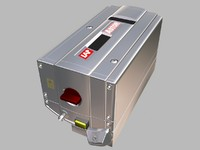 3d model laser astor