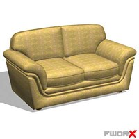 Sofa loveseat027_max.ZIP