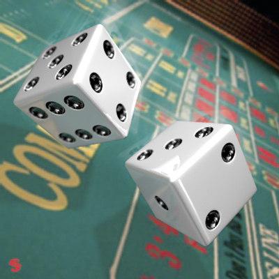 3d dice model
