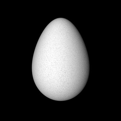 3d dxf egg