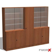 free cabinet 3d model