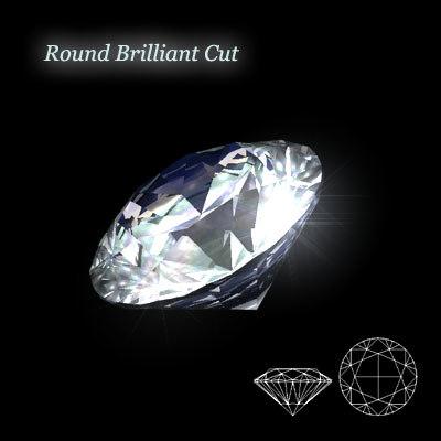 heart emerald 3d model
