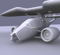 firebird plane 3d ma