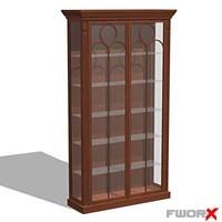 3dsmax cabinet display