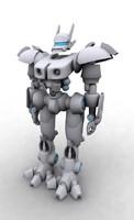 maya droid rigged