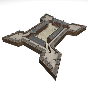 3d fort william henry