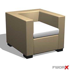 armchair chair max free