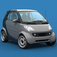 3d model smart city