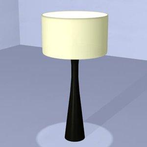 maayore lamp 3d model