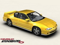 Chevrolet Monte Carlo 2004