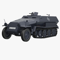 Sd Kfz 251/1 Ausf C