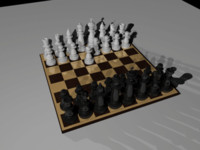 chess pieces ma