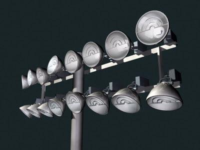 track light 3d model