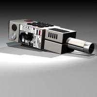 3d model space 1999 commlock