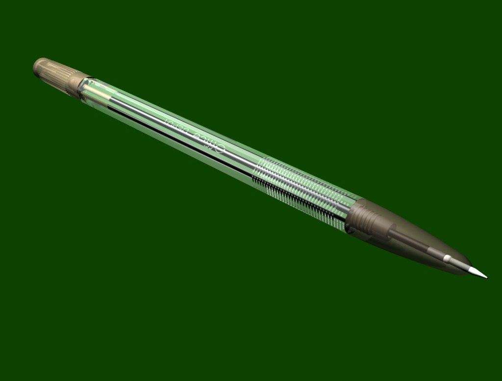 3d pen ink