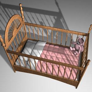 max crib beddings