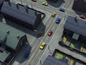 free avi rt office buildings 3d model