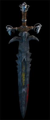 fantasy sword 3d max