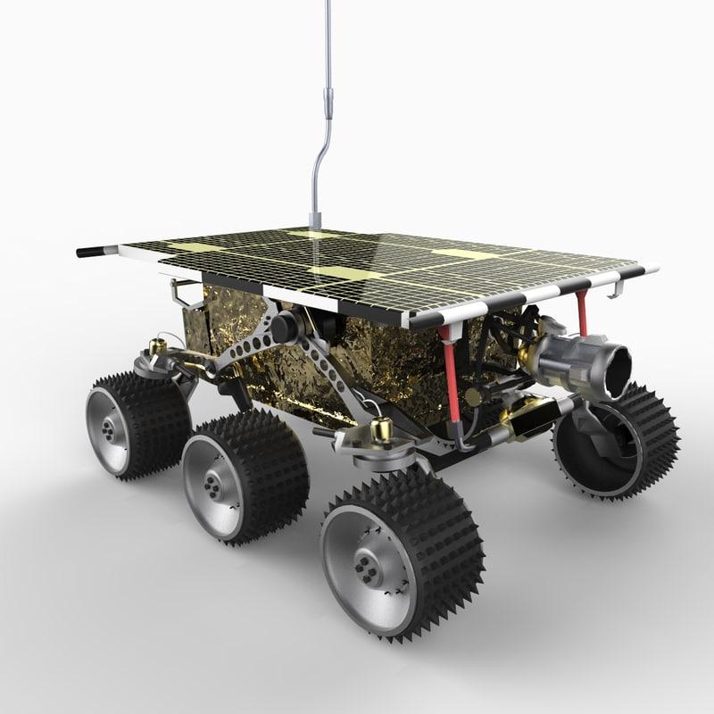 mars rover sojourner - photo #3