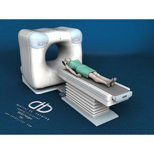 ct scanner medical max