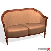 Sofa Old Fashioned007_max.ZIP