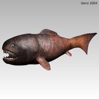 dunkleosteus fish max