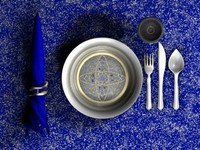celestial place setting 3ds