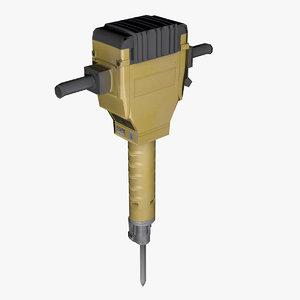 brevik pax 3d model