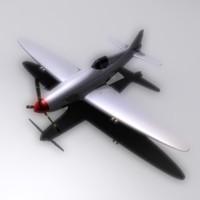 3d 3ds arsenal propeller engine
