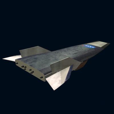 x-43a prototype max