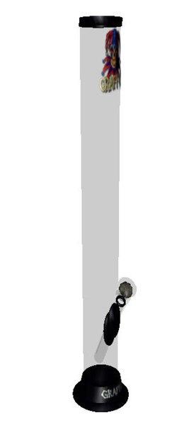 water pipe graffix 3d model