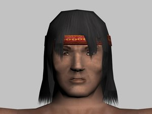 max character body