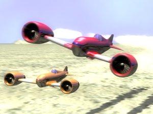 3d arsenal warp