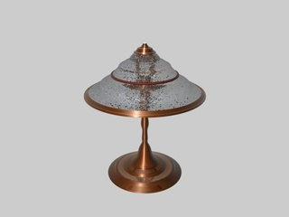 cinema4d tiffany lamp oceania set